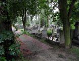 Warszawa-Wlochy, cmentarz przy Ryzowej