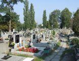 PL Warsaw Wawrzyszew cemetery view