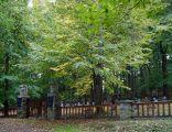 Cmentarz wojenny nr 187 - Lichwin-Zagórze