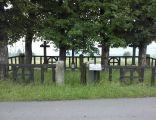 Cmentarz wojenny nr 188 - Rychwałd