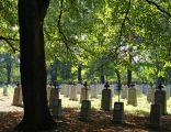 WWI, Military cemetery No. 200 Tarnów-Chyszów, (graves1), Łukasiewicza street, City of Tarnów, Lesser Poland Voivodeship, Poland