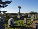 WWI, Military cemetery No. 265 Rudy Rysie, Rudy Rysie village, Brzesko county, Lesser Poland Voivodeship, Poland