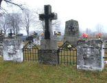 Cmentarz wojenny 270 Bielcza 1