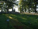 I WW military cemetery 314 Bochnia, Poland
