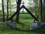 Biskupice - cmentarz wojenny