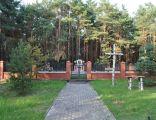 Cmentarz wojenny w Zbyczycach