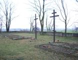War Cemetery 1914 Pecice
