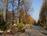 Krakow Military Cemetery, 1 Prandoty street, Krakow, Poland