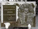 Kazimierz Dolny, Cmentarz żołnierzy Armii Radzieckiej - fotopolska.eu (185298)