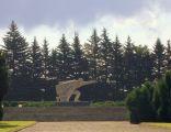 Monument - soviet cemetery.Bielsko-Biala