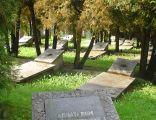 Cmentarz Żołnierzy Radzieckich - Żywiec