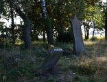Wlz1209 ked cmentarz żydowski pozostałości Boh Getta 05