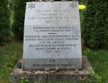 Jewish cemetery in Jeleniewo (2)