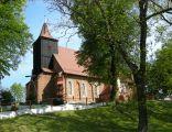 Czarne Gorne church