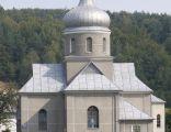 Czarnorzeki church 1