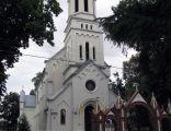 Dąbrówka (wołomiński), kościół Podwyższenia Krzyża Świętego 03