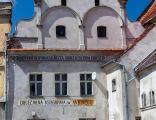 Wschowa, dawna szkoła ewangelicka