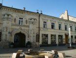 Hotel Angielski, mur., 2 poł. XIX Płock, ul. Tumska 9