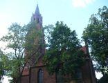 Former Evangelical Church Miloslaw Wojewodztwo Wielkopolskie Poland