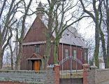 Dobrzyków - kościół 1