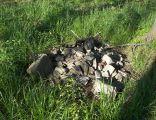 Palenica (Beskid Śląski)-kamienny kopiec