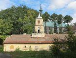 Toszek, dom Bractwa Strzeleckiego, ul. Strzelecka 23, widok od pd.