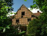 Steblewo, mennonitský dům