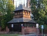 Zabytkowa dzwonnica z XVII wieku., Parczew