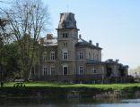 Pałac w Mikuszewie