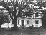Manor house in Wola Sękowa (nonexistent)