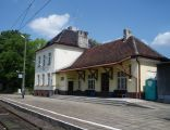 Dworzec kolejowy Panki