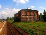 Dworzec kolejowy Dąbrowa Górnicza
