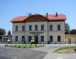 Leżajsk, dworzec kolejowy, 2012-08-03