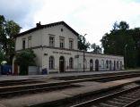 Nowe Drezdenko dworzec kolejowy