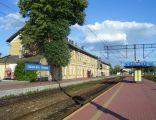 Dworzec kolejowy Stalowa Wola Rozwadów