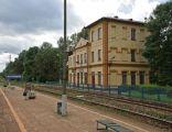 Suchedniów - Train station