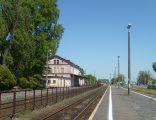 Dworzec kolejowy Trzcianka
