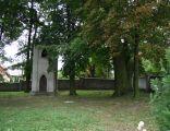Proszowice-dzwonnica przy kaplicy pw. Św. Trójcy (17.VIII.2007)
