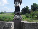 Krzeszów, Święty Jan Nepomucen na moście nad Zadrną
