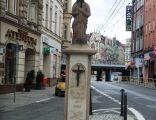 Figura św. Jana Ewangelisty w Katowicach