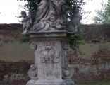 Figura św. Józefa z Dzieciątkiem