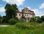 Ruiny dworu w Gogołowie