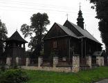 Kosciol w Gorzkowie k. Kazimierzy Wielkiej