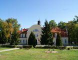 Zespół dworski dwór z XVIIIXIX w., 1908 r., rządówka z 1. połowy XIX w. w Grabowie nad Prosną nr. 220WlkpA