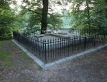 Groby Hochbergów w Pszczynie