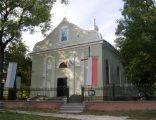 01 Gródek, Kościół pw. św. Anny (1840-46 r.) widok elewacji wschodniej (1). Gmina Jarczów powiat tomaszowski.