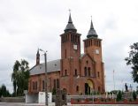 Poland Grudusk Church
