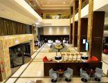 Lobby Hotel Marriott w Warszawie