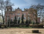 Pałac w Jakuszowie