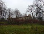Ruiny dworu Januszkowice